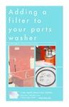 Adding a Filter to Your Parts Washer