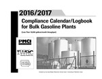 Compliance Calendar/Logbook for Bulk Gasoline Plants: Less that 19,999 Gallons/Day Throughput by Iowa Waste Reduction Center
