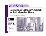 Compliance Calendar/Logbook for Bulk Gasoline Plants: Less than 19,999 Gallons/Day Throughput by Iowa Waste Reduction Center