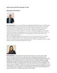 Jepson Forum, Bios, Fall 2021