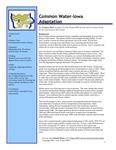 Common Water - Iowa Adaptation by Iowa Academy of Science