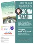 Pulitzer-Prize Winning Author Sonia Nazario by University of Northern Iowa