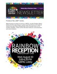 LGBT* Center Newsletter, August 2017 by University of Northern Iowa. LGBT* Center.