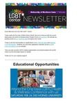 LGBT* Center Newsletter, February 2018 by University of Northern Iowa. LGBT* Center.