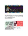 LGBT* Center Newsletter, March 2018
