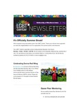 LGBT* Center Newsletter, May 2018 by University of Northern Iowa. LGBT* Center.