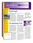 Library Connection, v2n2, Spring 2015 by University of Northern Iowa. Rod Library.