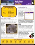 Rod Library Newsletter: Rod Notes, v4n4, December 2011 by University of Northern Iowa. Rod Library.