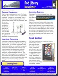 Rod Library Newsletter: Rod Notes, v5n6, February 2013 by University of Northern Iowa. Rod Library.