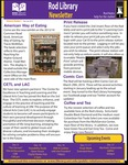 Rod Library Newsletter: Rod Notes, v6n5, December 2013/January 2014 by University of Northern Iowa. Rod Library.