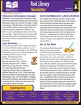Rod Library Newsletter: Rod Notes, v6n9, May/June 2014 by University of Northern Iowa. Rod Library.