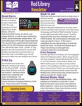 Rod Library Newsletter: Rod Notes, v7n2, September 2014 by University of Northern Iowa. Rod Library.