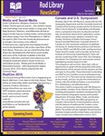 Rod Library Newsletter: Rod Notes, v7n7, March 2015 by University of Northern Iowa. Rod Library.