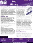 Rod Library Newsletter: Notes for the Stalled, v10n2, September 2017 by University of Northern Iowa. Rod Library.