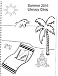 Summer 2016, UNI Literacy Clinic Anthology by University of Northern Iowa