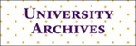 University Archives logo
