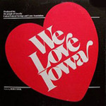We Love Iowa by Bob Cook and Joe Pundzak