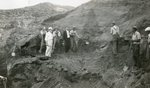 Hampton Mastodon Tusk Excavation Site, Photograph #7 by Iowa State Teachers College