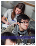 The Wright Message, 2011-2012 by University of Northern Iowa. Department of Mathematics.