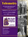 Telemetry, November 2014 by McNair Scholars Program (University of Northern Iowa)