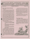 Elementary Newsletter, v2n2, October 1, 1989