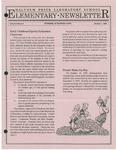 Elementary Newsletter, v2n2, October 1, 1989