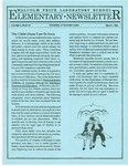Elementary Newsletter, v2n7, March 1, 1990