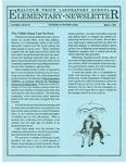 Elementary Newsletter, v2n7, March 1, 1990