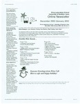 Price Laboratory School University of Northern Iowa Online Newsletter, v13n4, December 2002/January 2003
