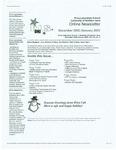 Price Laboratory School University of Northern Iowa Online Newsletter, v13n4, December 2002/January 2003 by Malcolm Price Laboratory School