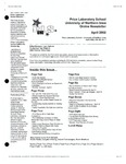 Price Laboratory School University of Northern Iowa Online Newsletter, v12n7, April 2002