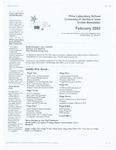 Price Laboratory School University of Northern Iowa Online Newsletter, v12n5, February 2002