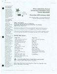 Price Laboratory School University of Northern Iowa Online Newsletter, v12n4, December 2001-January 2002 by University of Northern Iowa. Malcolm Price Laboratory School