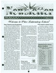 Price Laboratory School] Newsletter, v12n1, August 2001