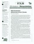 [Price Laboratory School] Newsletter, v11n2, October 2000 by University of Northern Iowa. Malcolm Price Laboratory School