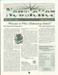[Price Laboratory School] Newsletter, v11n1, August-September 2000