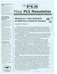 [Price Laboratory School] Newsletter, v10n8, May 2000 by Malcolm Price Laboratory School