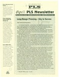[Price Laboratory School] Newsletter, v10n7, April 2000