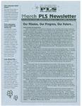 [Price Laboratory School] Newsletter, v10n6, March 2000 by Malcolm Price Laboratory School