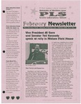 [Price Laboratory School] Newsletter, v10n5, February 2000 by Malcolm Price Laboratory School
