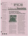 [Price Laboratory School] Newsletter, v10n5, February 2000 by University of Northern Iowa. Malcolm Price Laboratory School
