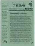 [Price Laboratory School] Newsletter, v10n4, December 1999-January 2000 by Malcolm Price Laboratory School