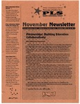 [Price Laboratory School] Newsletter, v10n3, November 1999