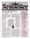 [Price Laboratory School] Newsletter, v9n4, December 1998-January 1999 by Malcolm Price Laboratory School