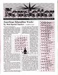 [Price Laboratory School] Newsletter, v9n4, December 1998-January 1999 by University of Northern Iowa. Malcolm Price Laboratory School