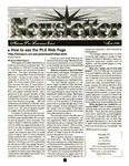 [Price Laboratory School] Newsletter, v6n7, April 1996 by Malcolm Price Laboratory School