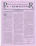 PLS Newsletter, v5n7, April 1995 by Malcolm Price Laboratory School