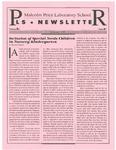PLS Newsletter, v5n5, February 1995 by Malcolm Price Laboratory School