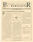 PLS Newsletter, v5n2, October 1994 by Malcolm Price Laboratory School
