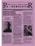 PLS Newsletter, v4n7, April 1994 by Malcolm Price Laboratory School